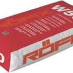 Лепило и шпакловка за топлоизолация RÖFIX W50