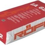 Лепило и шпакловка за топлоизолация RÖFIX IA 622