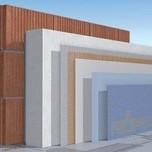 Бяла фасадна топлоизолационна плоча RÖFIX ЕPS-F RELAX