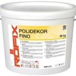Пастьозна варова шпакловка RÖFIX POLIDEKOR FINO , 25 кг.