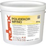 Пастьозна варова шпакловка за машинна обработка RÖFIX POLIDEKOR MFINO