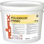 Пастьозна варова шпакловка груба RÖFIX POLIDEKOR PRIMO , 25 кг.