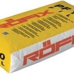 Гипсова шпакловка и фугопълнител RÖFIX PF 110 FILL , 10 кг.