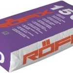 Лека гипсо-варова вътрешна мазилка RÖFIX 150