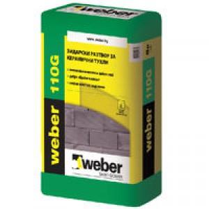 Суха смес за зидане weber 110G