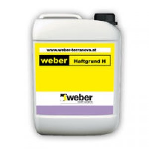 Грунд за слабо попиващи основи Weber H-Грунд