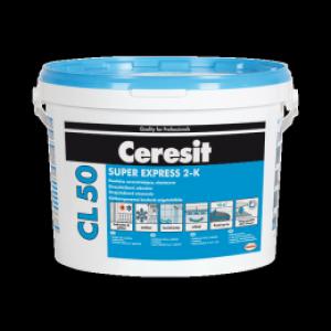 Двукомпонетна алтернативна хидроизолация под плочки Ceresit CL 50