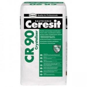 Кристализиращ хидроизолационен шлам Ceresit CR 90 , 25 кг.