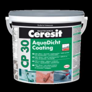 Силиконово-каучукова хидроизолация за покриви Ceresit CP 30