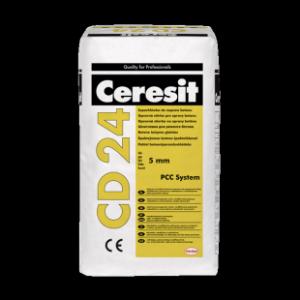 Фин разтвор за поправка на бетон Ceresit CD 24 , 25 кг.