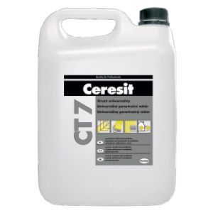 Универсален грунд Ceresit CT 7 , 5 л.