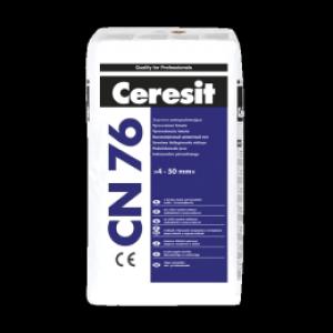 Саморазливна замазка за натоварени подове Ceresit CN 76