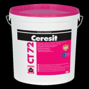 Силикатна мазилка Ceresit CT 72 1.5 мм. , база