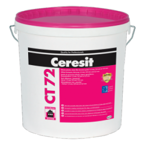 Силикатна мазилка Ceresit CT 72 1.5 мм. , цветова група C