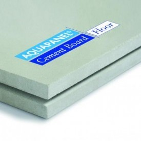 Циментова плоскост за под AQUAPANEL® Cement Board Floor