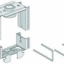 Акустичен регулируем директен окачвач за CD 60/27 , Knauf