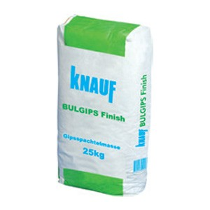 Фина гипсова шпакловка Knauf Bulgips Finish