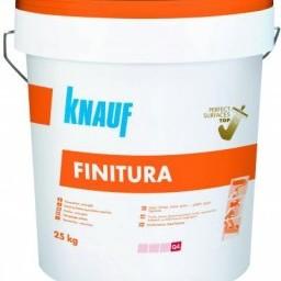 Суперфина готова шпакловка Knauf Finitura