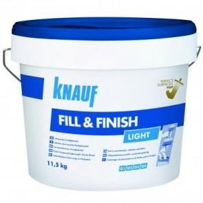 Универсален готов фугопълнител и шпакловка Knauf Fill&Finish