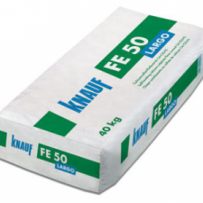 Калциево-сулфатна саморазливна замазка Knauf FE50 Largo