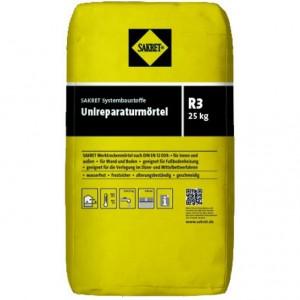 Разтвор за поправки на бетонови елементи Knauf SAKRET Unireparaturmörtel R3