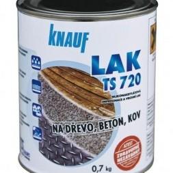Сертифициран безцветен импрегниращ материал Knauf TS 720