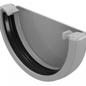 CLASSIC 120 PVC Тапа за улук - Бежов , Бял , Керемиден , Бордо , Кафяв , Сив , Черен
