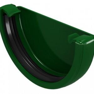 CLASSIC 120 PVC - Зелен Тапа за улук
