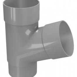 CLASSIC 120 PVC - Бежов , Бял , Керемиден , Бордо , Кафяв , Сив , Черен Утка 67.5 , Ø 80