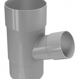 CLASSIC 120 PVC - Бежов , Бял , Керемиден , Бордо , Кафяв , Сив , Черен Утка 67.5°/ Ø50 Ø80