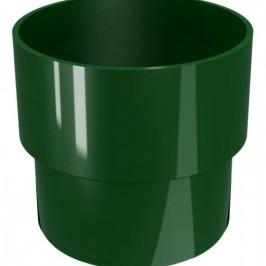 CLASSIC 120 PVC - Зелен Муфа Ø 80