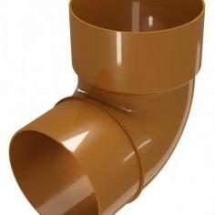 ELEGANCE 140 PVC Дъга 87.5° , Ø 100