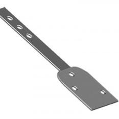 PRIME 125 PMMA Поцинкована метална планка