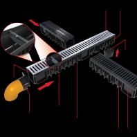 Система за линеен дренаж XDRAIN