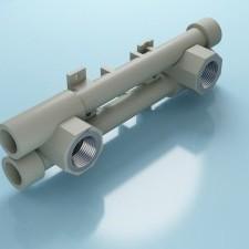 PP-R система ARCTIC Комплект за батерия (УКБ)
