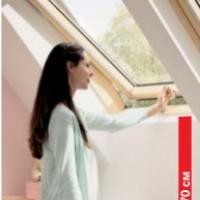 Покривни прозорци с Долно управление Велукс СТАНДАРТ ПЛЮС GLL 1061 B