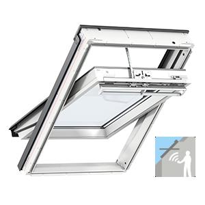 Покривни прозорци с Дистанционно управление VELUX INTEGRA® GGU 007021