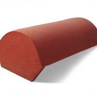 Капак с голямо дъно - начален цвят Керемидено червен/ Червен / Кафяв / Антрацит