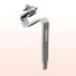 CLASSIC 120 PVC Метална планка за керемида
