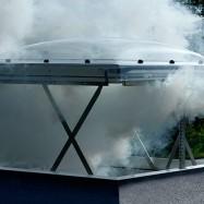 Система за отвеждане на дима