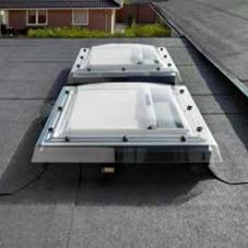 Външни сенници за плоски покривни прозорци VELUX MSG
