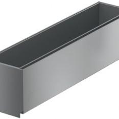 Ревизионен елемент от поцинкована стомана 500 mm , h = 40 mm