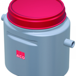 Мазнинозадържател за монтаж под мивка ECO-MOBIL