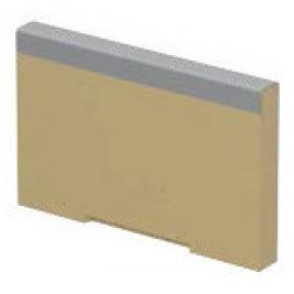 Комбинирана челна плоча за нископрофилен улей V 150 S , 12 см.