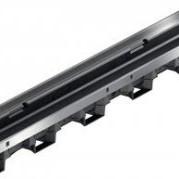 Нископрофилен улей със стоманен ръб X100S , 10 см.