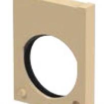 Челна плоча с изход за вертикално заустване DN100 ACO Monoblock PD 100 V