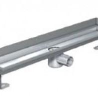 Душ-канали с вертикален фланец надлъжен и отдясно , 80 см.