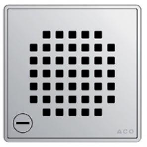 Kвадратна решетка от неръждаема стомана Quadrado със заключване