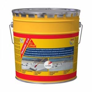 Течна полиуретанова хидроизолация за покриви и балкони Sikalastic® - 612