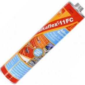 Полиуретанов фугоуплътнител и лепило Sikaflex-11 FC+ , бял , 300 мл.